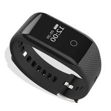 Умный часы Bluetooth Смарт Браслет Сердечного ритма мониторинга Сна Фитнес-Трекер Умный Браслет Спорт Браслет Шагомер