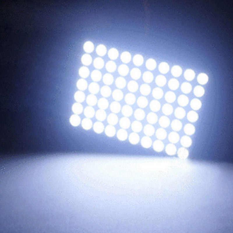 48 Smd Cob Led Luci 4W 12V Bianco Luce di Pannello Interna Della Cupola Della Lampada Della Lampadina Ha Condotto Le Lampadine