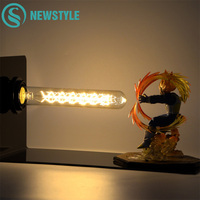 Dragon Ball Z Vegeta Super Saiyan Led Light Lamp AC 110V 220V Super Son Goku Led Table Desk light For Christmas Gift