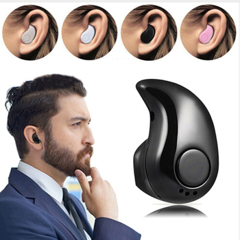 S530 Mini Wireless Bluetooth Earphone in Ear Sport with Mic Earphones Handsfree Headset Earphone Earphone for iPhone 8 X Samsung Audio Audio Electronics Electronics Head phone Headphones & Headsets color: Beige|Black|Blue|For Samsung s8|Pink|White