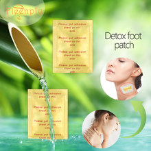 20pcs=(10pcs Adhesives+10pcs Patches) FTEENPLY Foot Patch Pure Natural Products Bamboo Charcoal Nourishing Feet Care цена