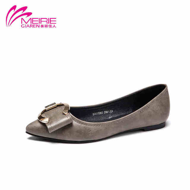 MeiRie'S 2017 New Arrival women flats Slip On Casual Shoes Comfortable Round Toe fashion women shoes free shipping