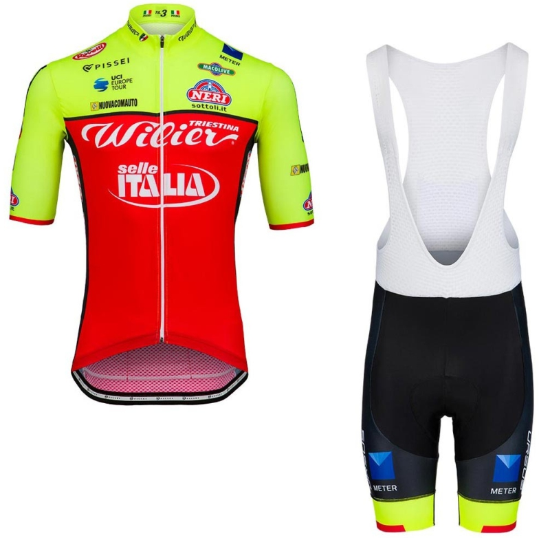 Cycling-Jersey Wilier Breathable Summer for Wicking Quick-Drying High-Quality Professional