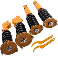 For 1991 1999 fits MITSUBISHI 3000GT FWD 3.0L Coilover Suspensions Kit for Non Adjustable Damper