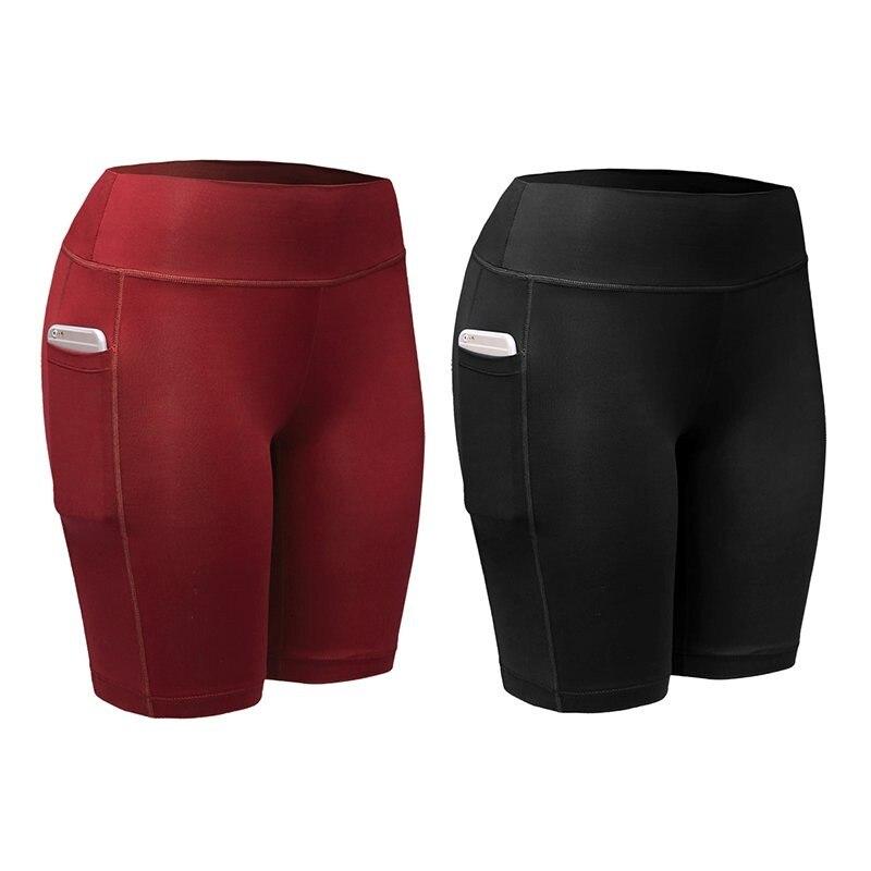 2018 New Men Marathon Running Shorts Quick Dry Training Crossfit Fitness Gym Spo
