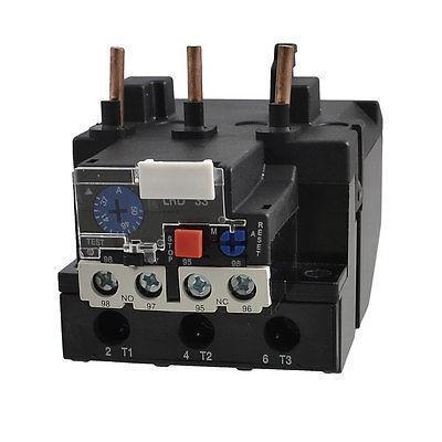 все цены на  JR28-40 Type 50A 3 Pole 1NO 1NC Thermal Overload Relays  онлайн