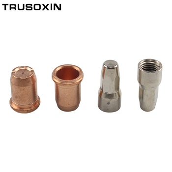 Electrode PR0117 5pcs 1.0MM/1.2MM Nozzle PD0114 and 5pcs Per Lot for S75 Cutting Torch Plasma Cutting Consumables mrf19125 5pcs lot