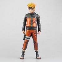 NARUTO Shippuden Figure Uzumaki Naruto Action Figure Manga Dimensions Master Stars Piece Toy 24cm