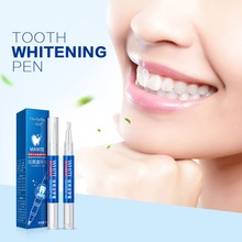 Vaclav Tooth Whitening Kit Gel Strip Pen Teeth White Gel Tooth Gel Whitener Bleach Remove Stains Eraser Oral Hygiene