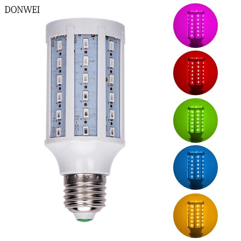 220V Led Corn Lamp E27 Led Bulb Kitchen Chandelier Lighting AC85~265V 5730 SMD 5W 10W 15W Lampada  Energy Saving Home Light