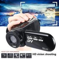 2.4'' LCD HD 720P Digital Camcorder Camera Wedding Photo Video Cam DV DVR 16X ZOOM DV Interesting Party Recorder Video Camera