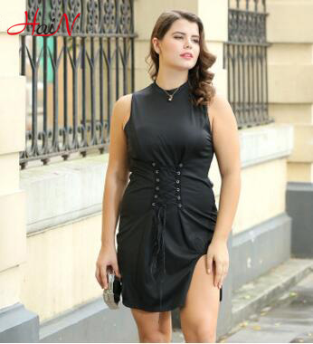Nové ženy letní móda vesta tílko bez rukávů vintage křídla šifon bavlna motýl plus velikost elegantní mini šaty horké