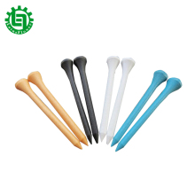 100Pcs 54/70/83mm Mixed Color Wooden Golf Tees High Quality Golf Wood Tees Golf Accessory