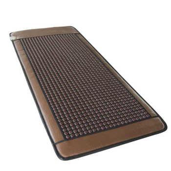 The new 2017 comfortable jade germanium stone sofa cushion ms tomalin germanium stone care body massage massage mattress heating - DISCOUNT ITEM  10% OFF All Category