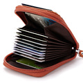 Genuine Leather Men Card Holder Wallets High Quality Mens Credit Card Holders Men ID Holders