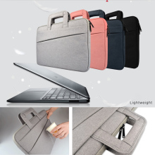 Laptop Bag Case For Macbook Air Pro Men Women 11 12 13 14 15 15.6 Notebook Sleeve Handbag For Xiaomi Acer Dell HP Asus Lenovo top nylon laptop sleeve shoulder bag case for xiaomi asus dell hp acer lenovo macbook air pro 11 12 13 14 15 4 15 6 surface pro