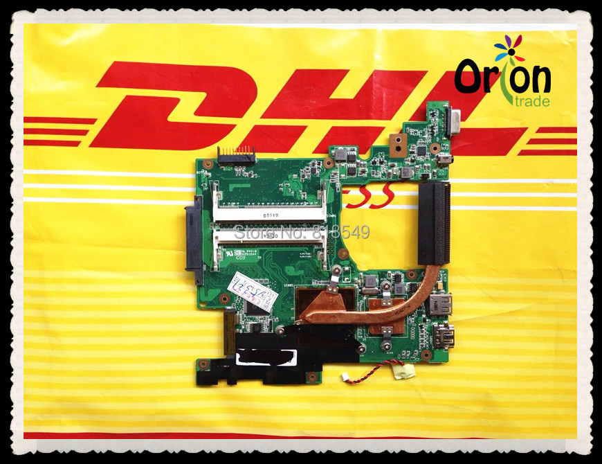FOR ASUS 1201N  REV 2.2 notebook Motherboard /system Mainboard professional Tested OK fast shipping  original notebook motherboard x54c k54c for asus rev 2 1 system pc mainboard with ram on board