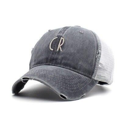 Grey Black trucker hat 5c64fecf9ec60