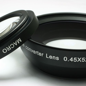 Image 3 - FOTGA 52mm 0.45x Camera Lenzen Groothoek & Macro Conversion Lens 0.45x52 Voor CANON NIKON SONY 52MM LENS
