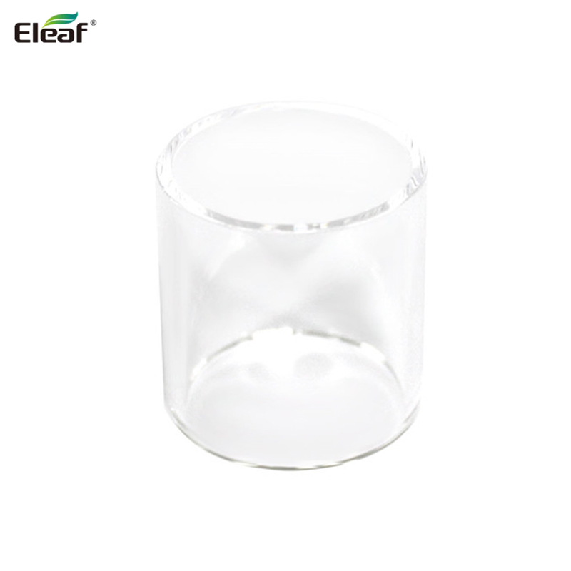 100% Original Eleaf iJust S Replacement Pyrex Glass Tube for iJust S Atomizer Tank Electronic Cigarette Accessories 5pcs/lot