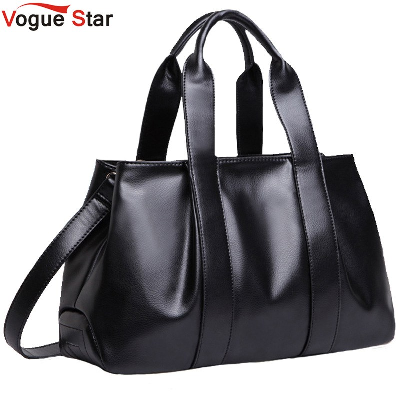Vogue Star 2017 New high quality women handbag famous brand pu leather bag women shoulder bag luxury brand bolsa tote bag  LS360