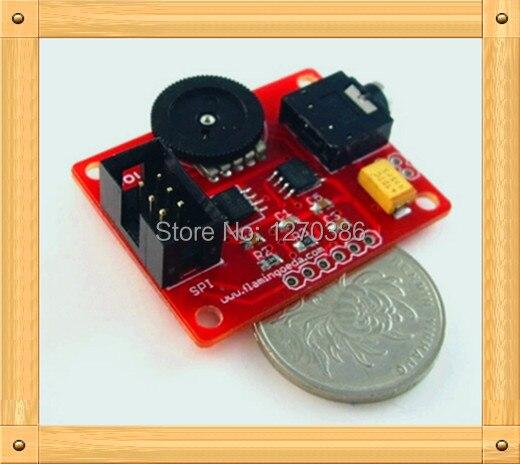 Free Shipping!!! WAV sound playback module / electronic building blocks module