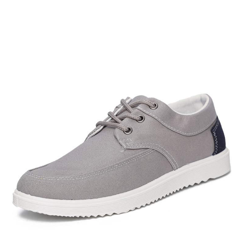 Fashion Brand Mens Casual Shoes Lace Up Comfort Breathable Trainers 2015 Canvas Winter