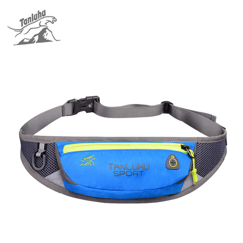 Sports Gym <font><b>Running</b></font> Waist Packs Multi-purpose <font><b>Cell</b></font> <font><b>Phone</b></font> Pouch Headset Hole-fits Anti-theft <font><b>Belt</b></font> Bags Mini Travel Bag XA235WD