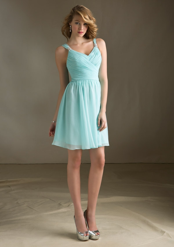 Online Get Cheap Light Blue Bridesmaid Dresses -Aliexpress ...