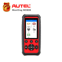 100 Original Autel MaxiDiag MD808 Diagnostic Tool Scanner Tool For Engine Transmission SRS And ABS Systems
