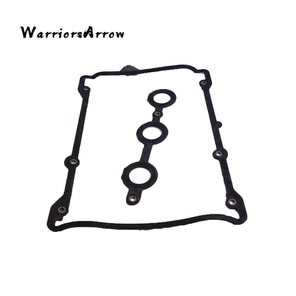 WarriorsArrow Engine Valve Cover Cap Gasket Set For VW