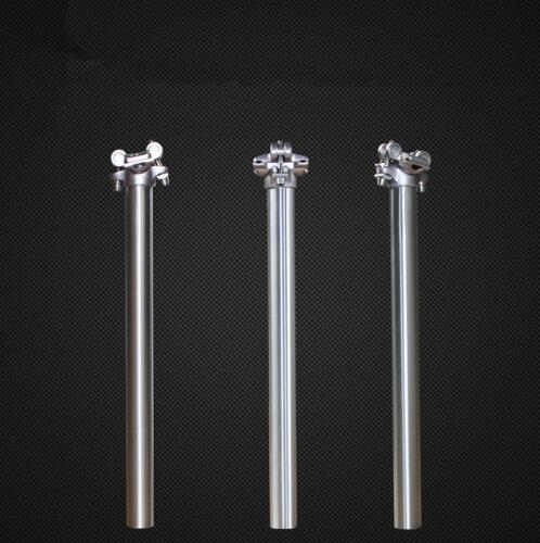 Titanium alloy Bike seatpost MTB Road Bicycle Seat post bicycle accessories 27.2/31.6*350mm