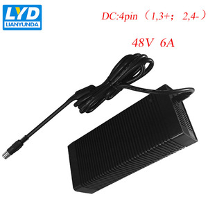 48V/6A Supply LED Power Adapte