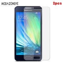 2 шт для samsung Galaxy A5 Защитная пленка для экрана для samsung Galaxy A5 A500 A500f SM-A500F защитная пленка из закаленного стекла
