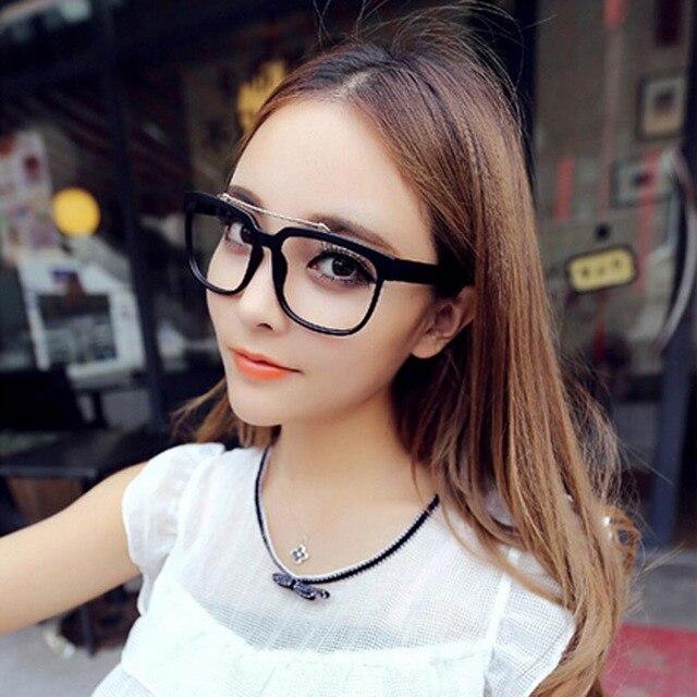 7209c8de0c 2017 Fashion Brand Designer Eyeglasses frames retro optical frame glasses  Men Women Metal arrow closed