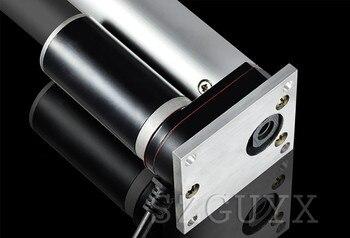 35MM Actionneur Linéaire électrique Tige Télescopique DC Micro Moteur électrique économie D'énergie Silencieux Tige De Poussée Maison Télécommande Ascenseur