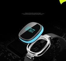 2017 Vogue Type E07S Bluetooth Good Bracelet Health Tracker Good Band Sport Wristband