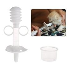 1PC Pet Dog Cat Puppy Pills Dispenser Feeding Kit Given Medicine Control Rods Home Universal Pet Medicine Feeder