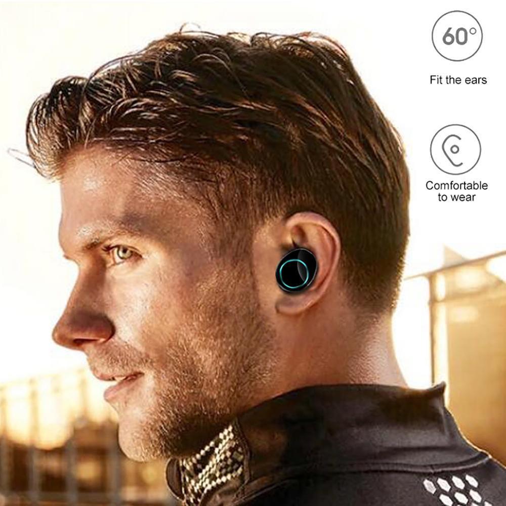 NEW X6 Pro TWS Bluetooth Earphone IPX7 Waterproof Wireless Earbud Hifi 3D Stereo Headset with MiC