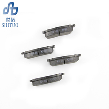 Auto parts 4pcs/set high brake performance front brake pads for Volkswagen car цены онлайн