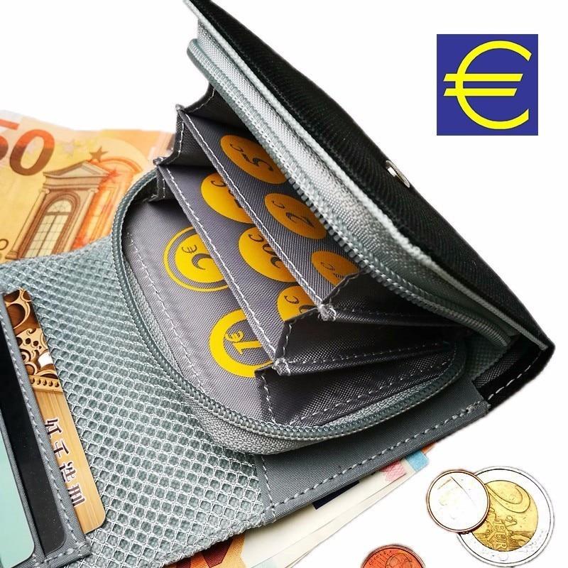 New Design Euro Coin Purse Wallet Men Women Female Male Ladies Change Money Holder Pocket Pouch for Boy Canvas Case Organizer