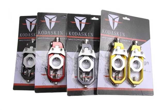 KODASKIN Motorcycle CNC Aluminum Chain Adjusters Tensioners  For YAMAHA T-Max TMax 530 TMax500