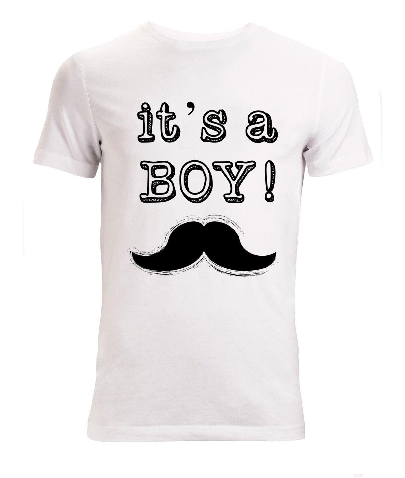 "Men/'s Sweatshirt Light Sweater White /"" Madonna Moustache /"" Road to Happiness"