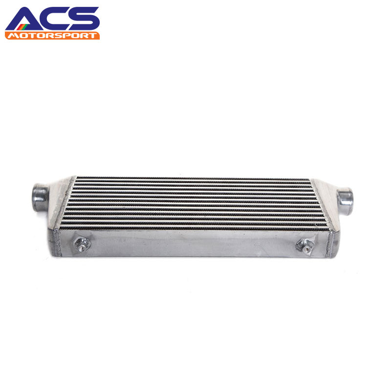 UNIVERSAL BAR AND PLATE DESIGN 550X230X65mm CORE SIZE INTERCOOLER 2.5 INCHES INLET/OUTLET epman 76mm universal lightweight aluminum fin turbo type intercooler core size 600x280x76mm ep int0017 100