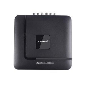 Image 2 - 4 Channel 8 Channel AHD DVR AHDH 1080P Security CCTV DVR 4CH 8CH Mini Hybrid HDMI DVR Support IP/Analog/AHD Camera 3G Wifi