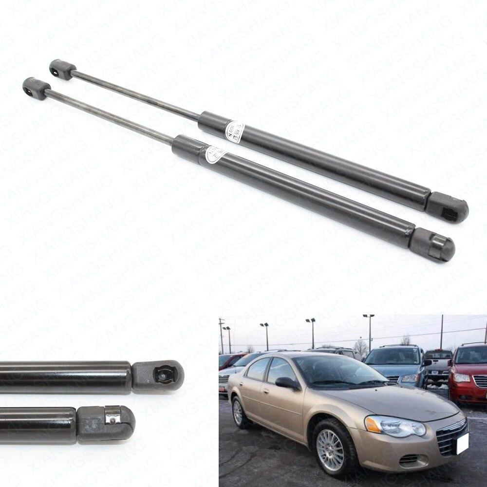 Set of 2 Bonnet Hood Lift Supports Shock Struts for Lexus LS430 2001-2006