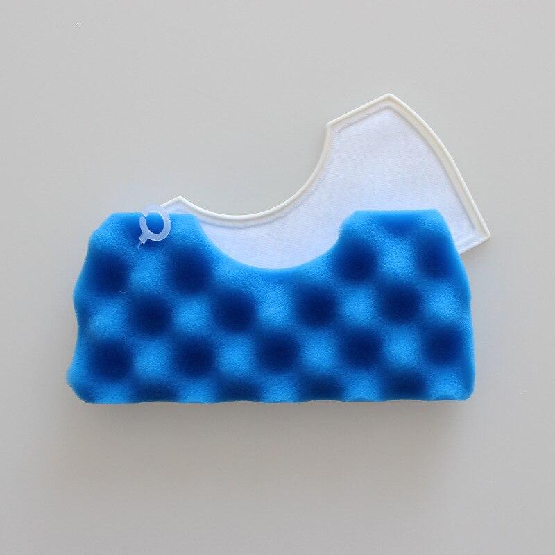 Blue Sponge Hepa Filter Kit For Samsung Dj97 01040C Sc43 Sc44 Sc45 Sc47 Series Robot Vacuum Cleaner Parts Accessory in Vacuum Cleaner Parts from Home Appliances