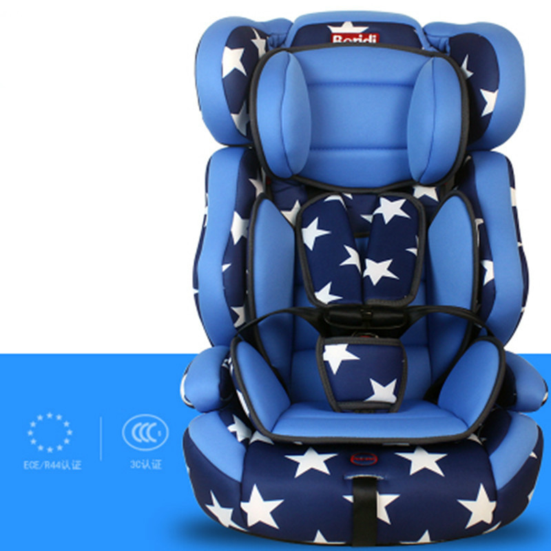 Child safety seat 9-36KG car child safety seat passed certification 9M-12Y arrivals 1 36kg