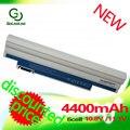 Golooloo 4400 mah blanco batería para acer aspire one 522 d255 722 aod255 aod260 d260 d255e d257 d270 al10a31 al10b31 al10g31