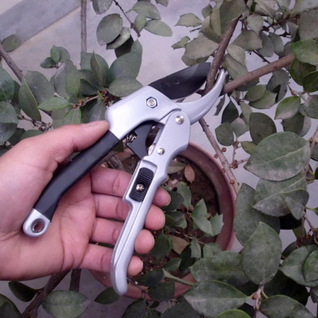 Plants Cutter Scissors Garden Hand Pruner Secateurs Pruning Shears Bush Tool